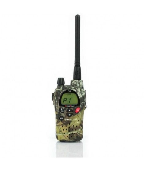MIDLAND G9 version Camouflage Talkie Walkie vendu a l'Unité