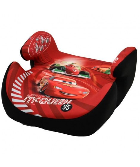 CARS Rehausseur Topo confort First Gr 2/3 Rouge