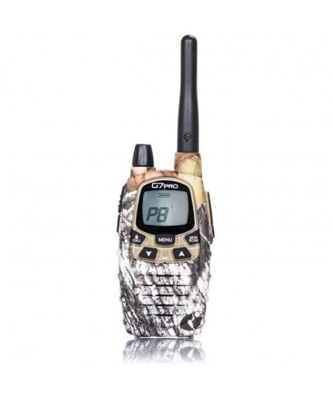 MIDLAND G7 Pro version Camouflage Talkie Walkie vendu a l'Unité