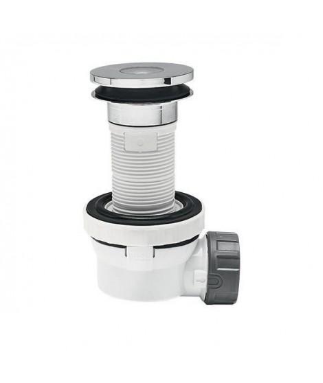 WIRQUIN Siphon de lavabo Xs Pure Quick Clac bonde 100 mm