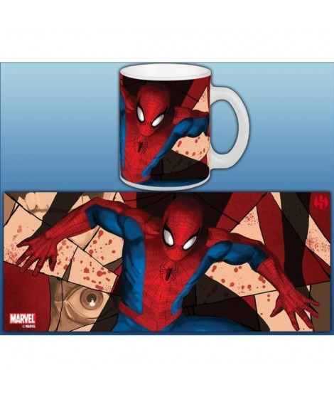 spiderman mug Djurdjevic