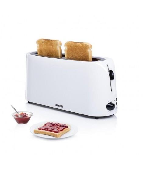 PRINCESS 142330 Toaster ? 1000W - Blanc