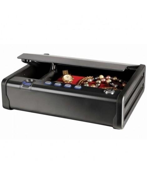 MASTER LOCK Coffre-fort de sécurité compact biométrique 2,3 litres