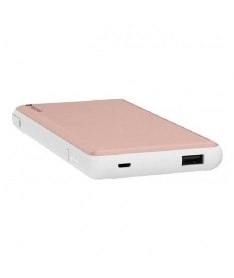 Mophie Powerstation Plus XL External Battery with Switch-Tip Cable Rose Gold
