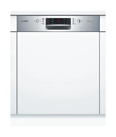 BOSCH SMI46AS04E - Lave vaisselle encastrable - 12 couverts - 44dB - A++ - Larg 60cm - Moteur induction