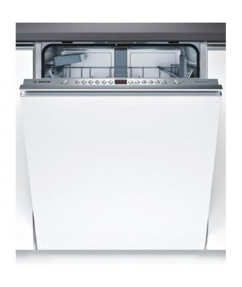 BOSCH SMV46AX04E - Lave vaisselle encastrable - 12 couverts - 44dB - A++ - Larg 60cm - Moteur induction