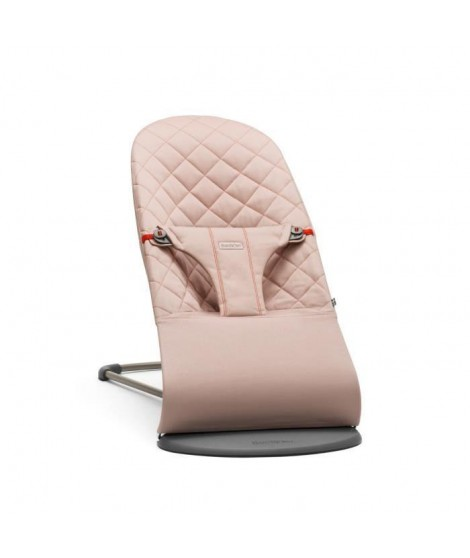 BABYBJÖRN Transat Bliss - Vieux rose, Cotton