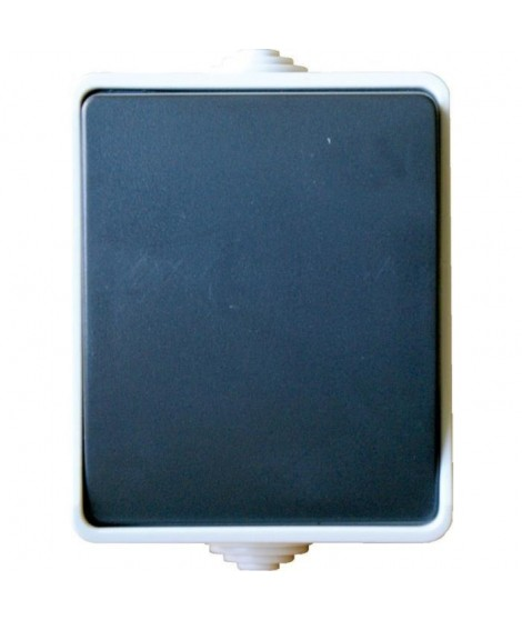 Interrupteur Poussoir étanche Aquatop IP54