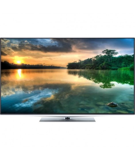 """HAIER LEU43V300S TV LED 4K UHD 109 cm (43"""") - 4 x HDMI - Classe énergétique A+"""