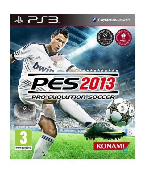 PES 2013 / Jeu console PS3