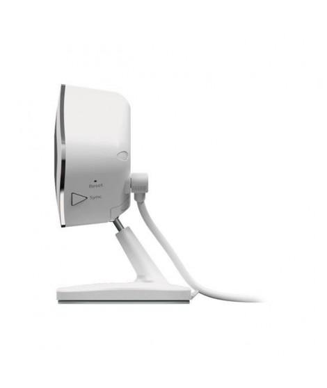 NETGEAR Caméra de surveillance Arlo Q full HD, vision nocturne, Wi-fi et compatible avec toutes les box VMC3040-100PES