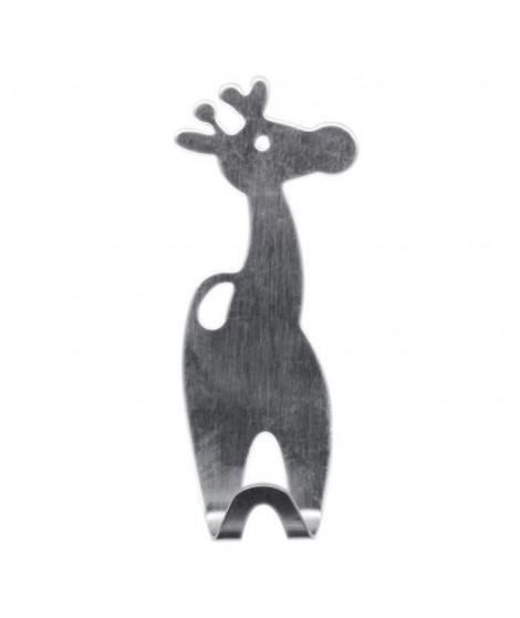 RIDDER Crochet inox une tete Giraffe