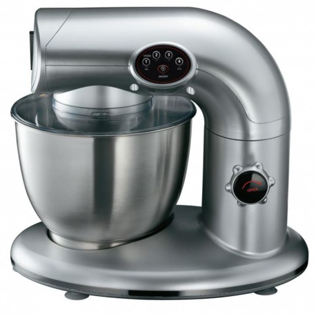 Kitchencook Robot Multifonction Argent AK80SIL