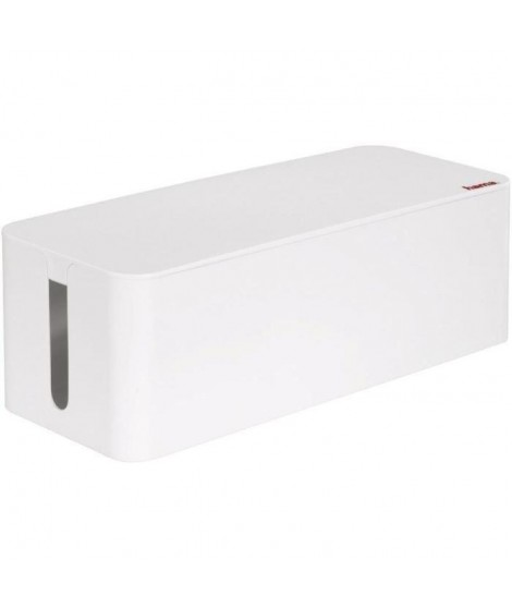 HAMA 00020662 Boitier pour câble - Blanc