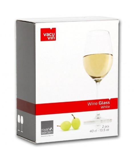 Verres a vin blanc VACU VIN
