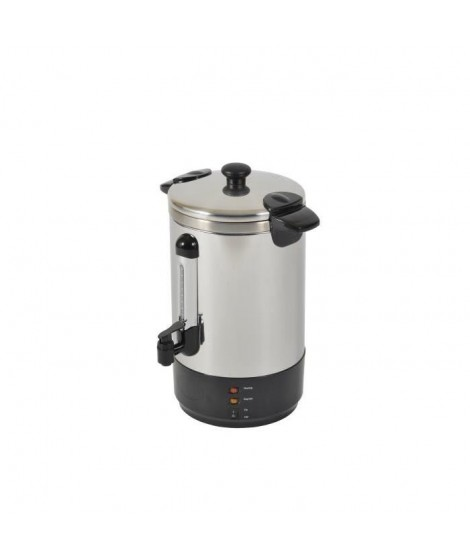 KITCHEN CHEF PROFESSIONAL ZJ-88 Percolateur a café ? 950W ? 8.8L - Inox