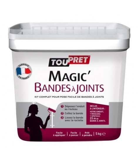 TOUPRET Magic'Bande a joints