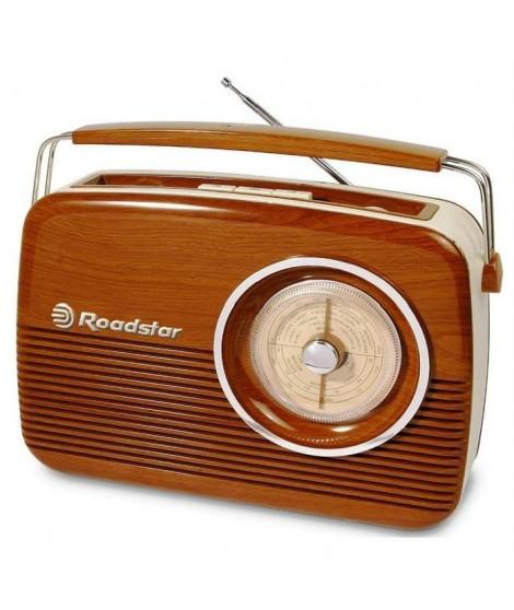 ROADSTAR TRA-1957/WD Radio portable Vintage