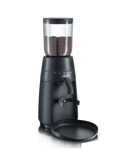 GRAEF CM702 Moulin a café électrique - Noir