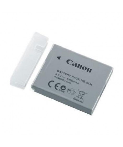 CANON NB-6LH Batterie PowerShot D30, SX610, SX710 IS, SX530, SX540 HS
