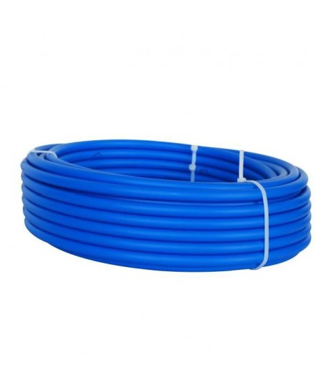 DIPRA Tube PER nu - Bleu - Ø12 / 5 m