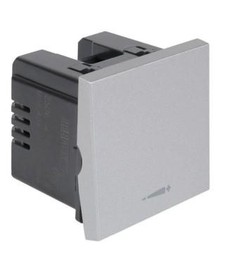 DEBFLEX CASUAL Méca Interrupteur variateur silver