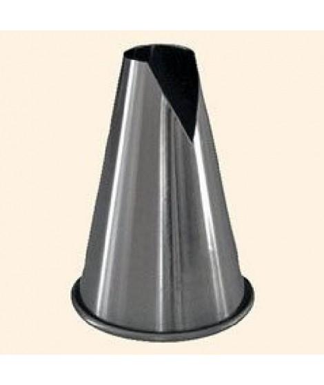 DE BUYER Douille pour St honoré - Inox - Diametre : 15 mm