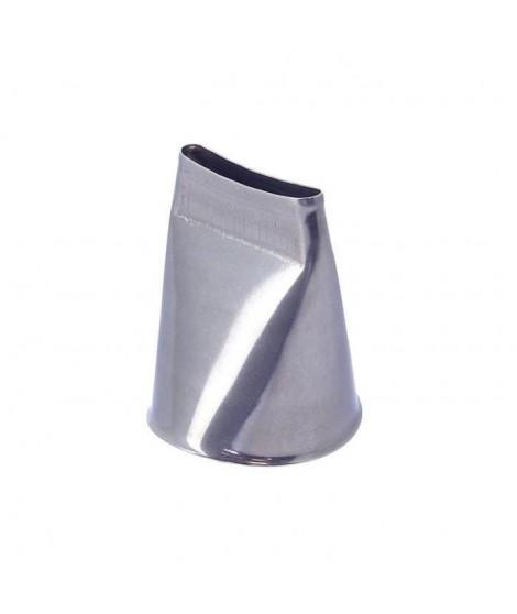 DE BUYER Douille a ruban large - Inox - L 30 x l 5 mm