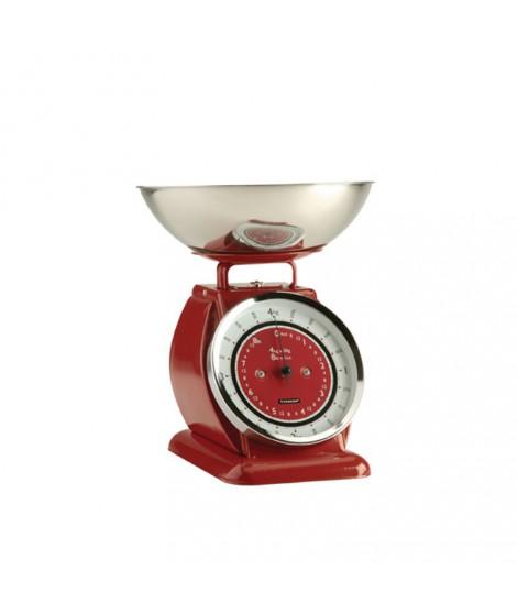 Balance mécanique de cuisine Bella Red  - Typhoon