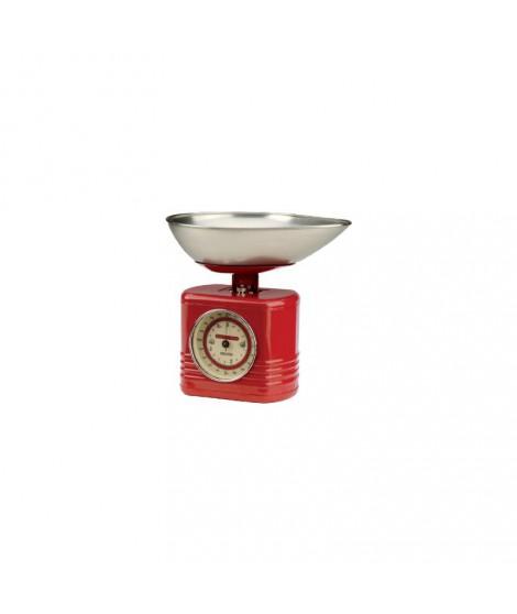 Balance mécanique de cuisine Red Vintage - Typhoon