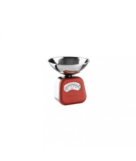 Balance de cuisine mécanique novo rouge - Typhoon
