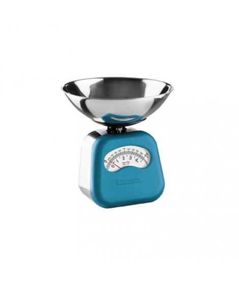 Balance de cuisine mécanique novo teal bleu - Typhoon