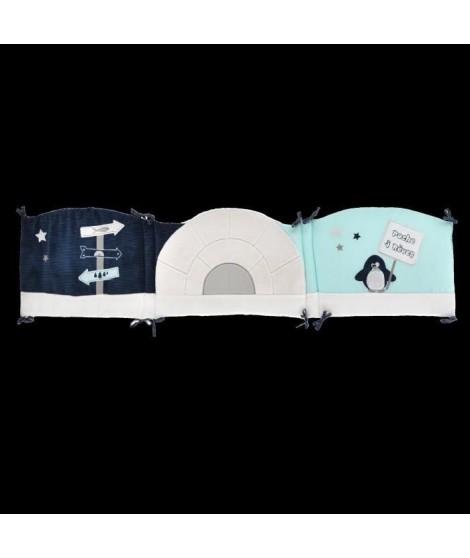 DOMIVA Tour de lit Pingou - 40x180 cm