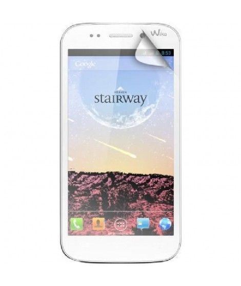 BLUEWAY Lot de 2 proteges-écran  pour Wiko Stairway - Transparent