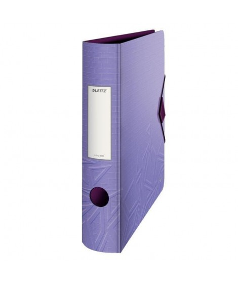 LEITZ Classeur ActiveUrbanChic  - 65 mm - violet