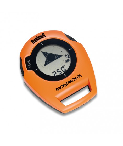 GPS randonnée Bushnell Backtrack Original G2 Orange