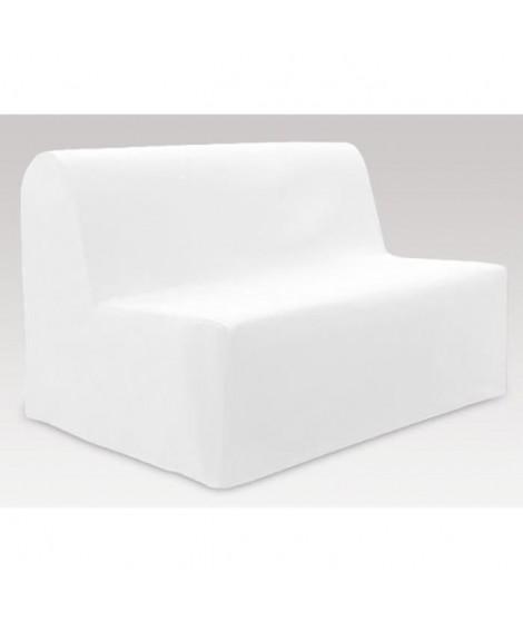 SOLEIL D'OCRE Housse de BZ Panama - Blanc