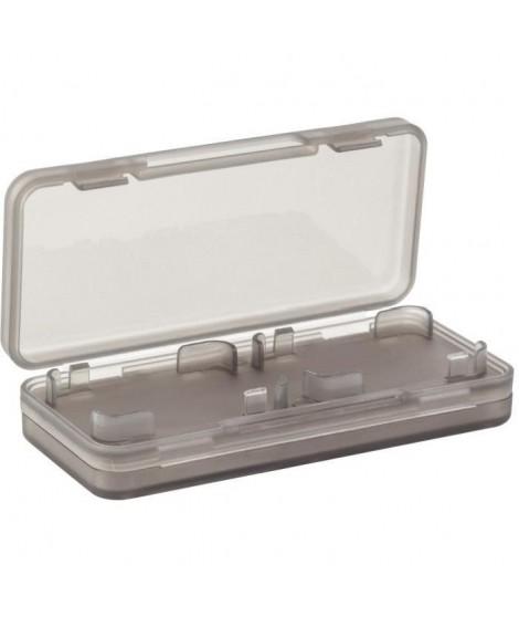 UNDER CONTROL Pack de 2 boites de rangement de jeux - 4 compartiments - Pour 8 jeux - Compatible jeux Nintendo SWITCH