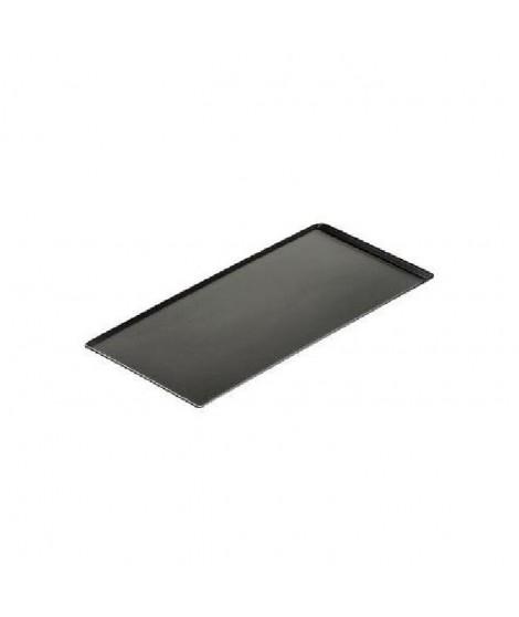 DE BUYER Plaque pâtissiere choc alu anti-adhesif - 40x30 cm