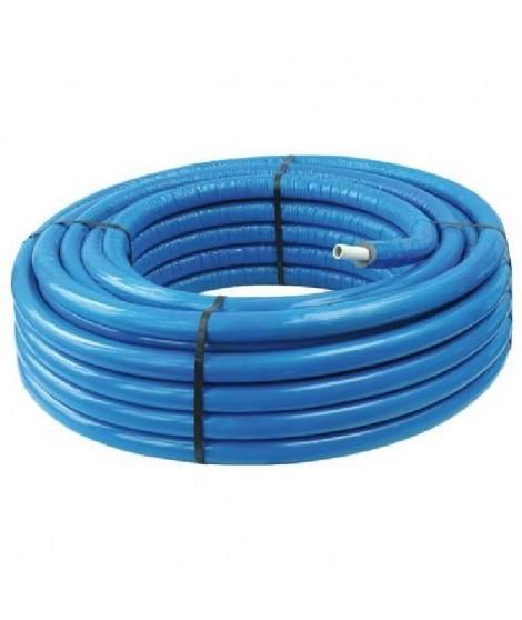 SOMATHERM Tube multicouche Isolé - 13 mm - Bleu