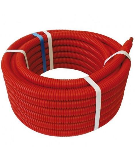 SOMATHERM Tube PER Gainé rouge 13x16 - L 100 m