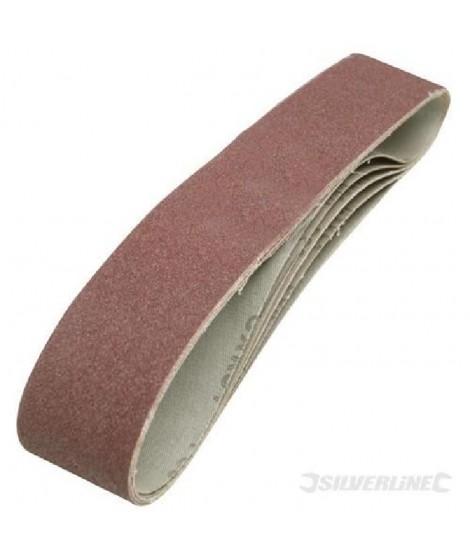 5 bandes abrasives 50 x 686 mm