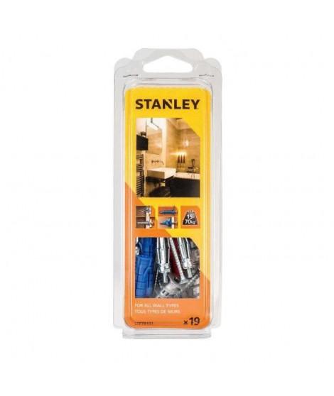 STANLEY Kit multi-matériaux pret a installer pour SDB STF78101-XJ