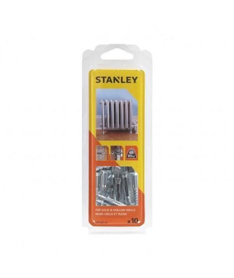 STANLEY Kit multi-matériaux pret a installer pour radiateur STF78116-XJ