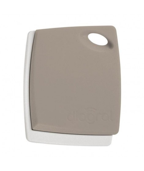 DIAGRAL Badge lin DIAG42BCX pour alarme de maison