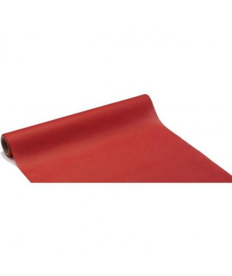 FINLANDEK Chemin de table 3 en 1 - Rouge