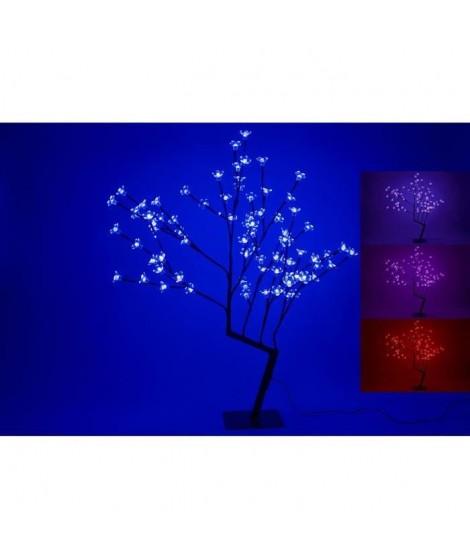 CHRISTMAS DREAM Arbre 70 fleurs LED 80 cm