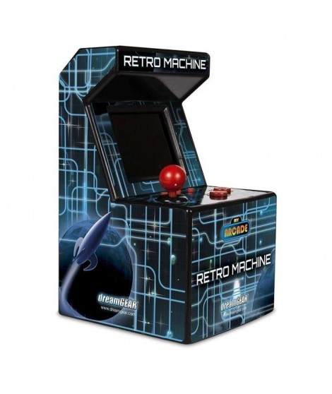 DREAMGEAR Arcade rétro machine - 200 games - 8-BIT