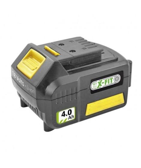 FARTOOLS X-FIT-Bat 40 Batterie18 V 4,0Ah