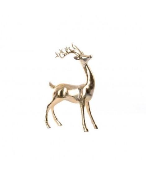 Figure Renne en résine 29x10x46,5 cm